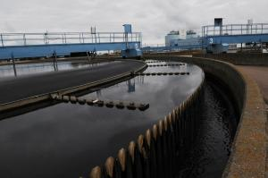 SDG 6 Paljassaare Wastewater Treatment Plant